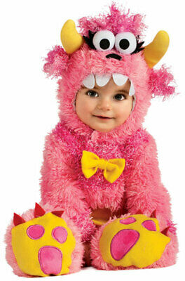 Brand New Noah's Ark Collection Pinky Winky Monster Infant Halloween Costume