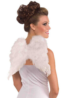 Make Angel Wings Costume (Brand New Club Feather Angel Wings Costume)