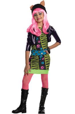 Monster High Howleen Wolf Child Costume Size 4-6