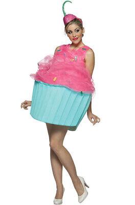 Sweet Eats Cupcake Dessert Funny Adult Costume