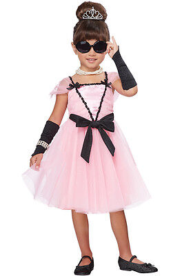 Hollywood Movie Star Starlet Glamour Toddler (Hollywood Glamour Kostüme)