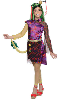 Monster High Jinafire Long Child Costume - Monster High Costumes