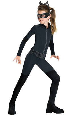 Brand New Superhero Catwoman Child Costume
