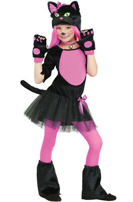 Miss Kitty Costumes (Brand New Miss Kitty Cat Dress Up Outfit Child)
