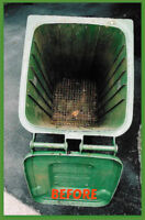 Professional Green Bin Cleaning Service