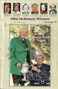 George Burns& Liana Slack winne London Ontario image 1