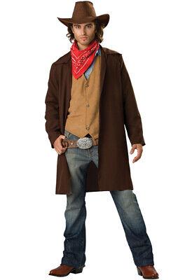 Western Cowboy Rawhide Renegade Adult Costume