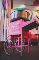 Cotton Candy, Popcorn & More! Affordable Rentals