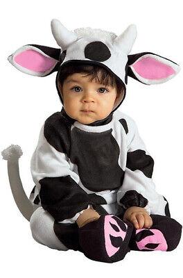 Infant Cow Costumes (Cozy Cow Infant Costume)