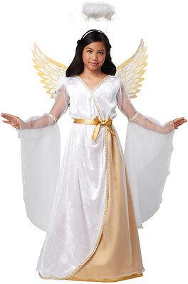 Religious Biblical Guardian Angel Heaven Child - Angel Costume Child