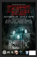 Kelowna Haunted House2016