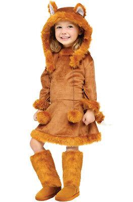 Fox Toddler Costume (Brand New Sweet Fox Toddler)
