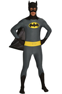 Brand New Batman Zentai Bodysuit Superhero Adult - Zentai Kostüme Batman