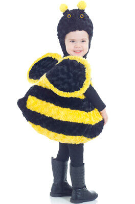 Classic Honey Bumble Bee Toddler Halloween Costume](Toddler Halloween Costumes Bumble Bee)