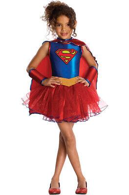 Brand New Superman Supergirl Tutu Toddler/Child - Superman Kostüm Tutu
