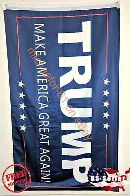 Trump 3 X 5 Foot Flag Make America Great Again Maga Campaign