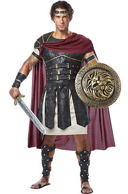Roman Gladiator Spartan Greek Warrior Adult - Roman Spartan Kostüm