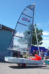 Sailboat for Sale, 2013 Laser Vago Excellent Condition