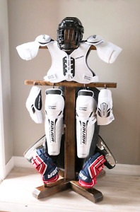 Wanted Hockey Equipment For 10 Year Old