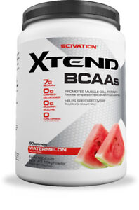 Scivation X-Tend BCAA, Watermelon 90 Servings 1280g