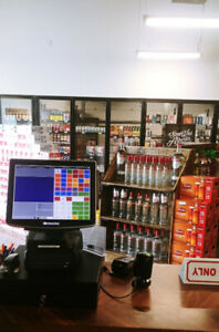 POS SYSTEM, CASH REGISTER FOR LIQUOR STORE BUSINESS AT DISCOUNT!