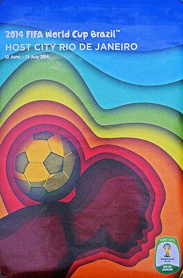 Fussball WM - 2014 - FIFA Fußball-Weltmeisterschaft (Rio de Janeiro)