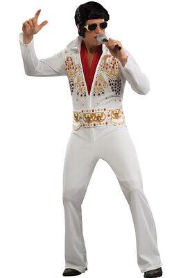 Elvis King of Rock Adult Halloween Costume](Halloween Costumes Of Celebrities)
