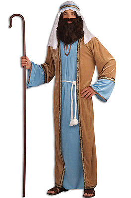 Deluxe Joseph Adult Biblical Costume - Nativity / Christmas](Joseph Costume Nativity)