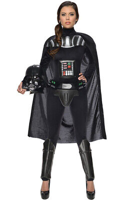Brand New Star Wars Women Darth Vader Female Adult Costume](Female Star Wars Costumes)