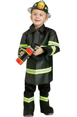 Toddler Firefighter Halloween Costumes (Fire Chief Firefighter Toddler Halloween)