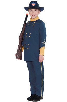 Union Officer Costume (Classic Union Civil War Officer Child Costume)