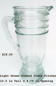 Assorted Pitchers and Jugs individually priced West Island Greater Montréal image 4