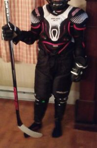 Équipement complet hockey