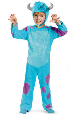Monster's University Sulley Classic Toddler Halloween Costume](Monster University Costumes)