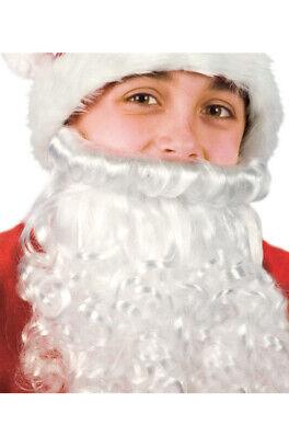 Child Santa Beard (Christmas Santa Claus Child Santa Beard)