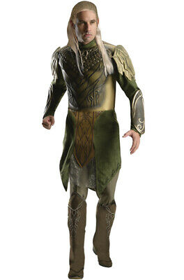 Brand New Lord of the Rings Deluxe Legolas Greenleaf Adult - Lord Of The Rings Legolas Costume