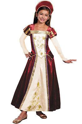 Renaissance Medieval Royal Maiden Princess Girls Child - Renaissance Princess