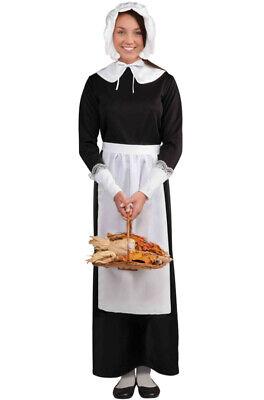 Instant Colonial Pilgrim Costume Kit (Adult)](Adult Pilgrim Costume)