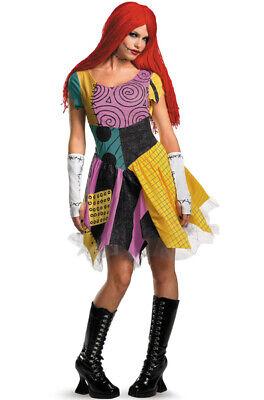 Brand New The Nightmare Before Christmas Sassy Sally - The Nightmare Before Christmas Kostüme
