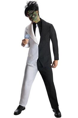 Batman Gotham City Villain Two-Face Adult Costume