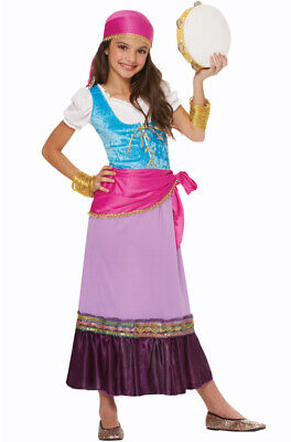 Brand New Pretty Gypsy Child Costume](Gypsy Costume Kids)