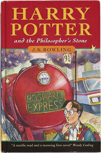 Harry Potter and the Philosopher's Stone - Paperback