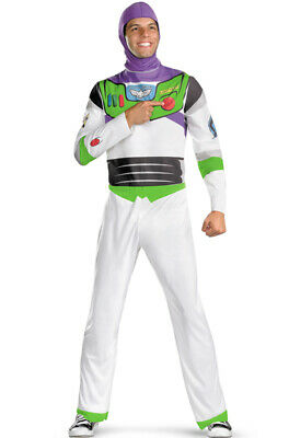 Toy Story Buzz Lightyear Classic Adult Costume](Buzz Lightyear Adult Costume)