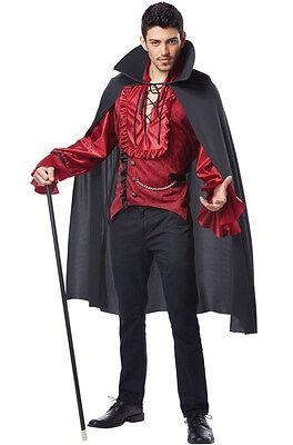 Victorian Dashing Vampire Dracula Adult Costume - Dracula Costumes