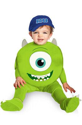 Brand New Monster's University Mike Classic Infant Halloween Costume (Monster University Costume)