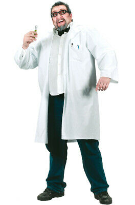 Brand New Mad Scientist Lab Coat Plus Size - Mad Scientist Coat