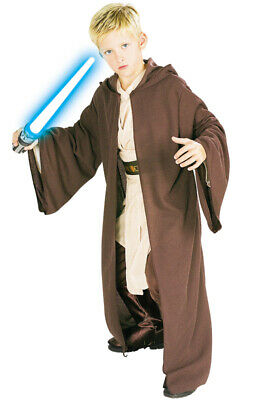 Star Wars Deluxe Hooded Jedi Robe Child Costume