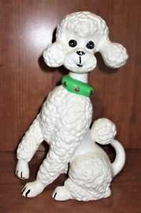 set of 3 poodles