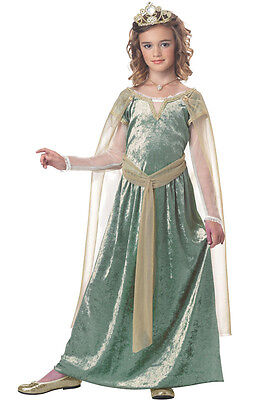 Queen Guinevere Renaissance Child - Girls Renaissance Dresses