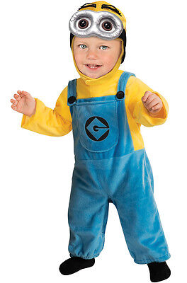 Minion Dave Toddler Costume - Minions Toddler Costume